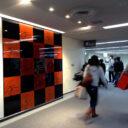 成田国際空港 第2ターミナル サテライト 到着コンコース